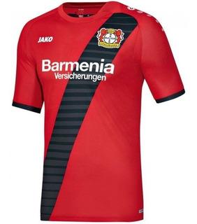 Jersey Jako Bayer Leverkusen Visita 2017 Original Chicharito