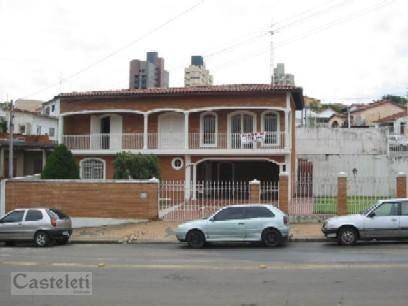 Casa Residencial Para Venda E Locação, Jardim Bonfim, Campinas - Ca0106. - Ca0106