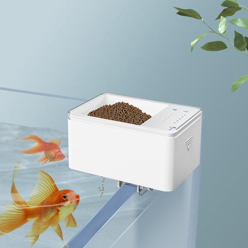 Imagen 1 de 9 de Alimentador Automático De Pescado Inteligente Digital Dispen