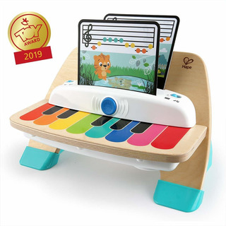 Bebé Einstein Magic Touch Piano Juguete Musical De Madera
