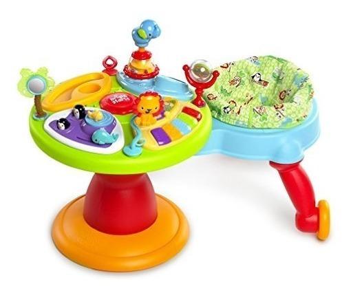 Juguete 3 En 1 Para Bebés Bright Starts We Go Xtr C Andador
