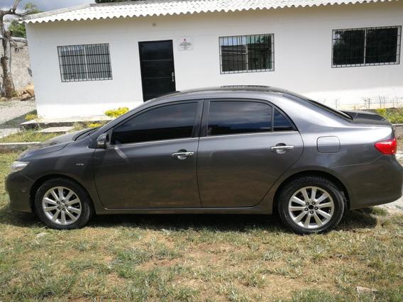Toyota Corolla Seg Full 2011