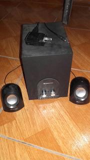 Euro Case Speaker 2.1