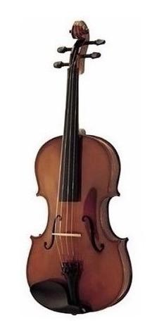 Stradella Viola Maciza Tapa Pino Carved Mv1014a