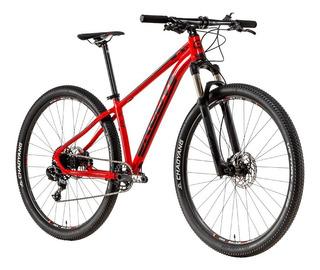 Bicicleta Mtb Groove Riff 50 Sram 11v Rock Shox + Brinde