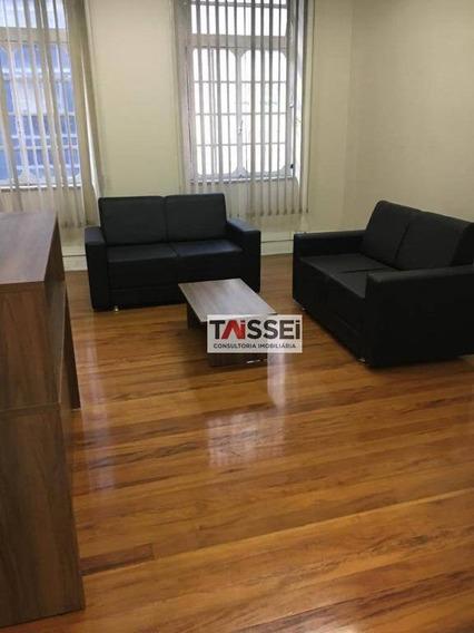 Conjunto Para Alugar, 217 M² Por R$ 6.000,00/mês - Centro - São Paulo/sp - Cj0026