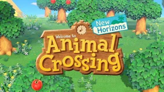 Animal Crossings New Horizons Nintendo Switch Digital Codigo