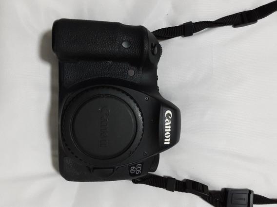 Canon Eos 6d + 2 Baterias