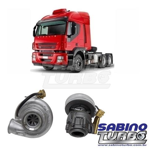 Turbo Iveco Stralis 480 Eurotronic Cursor 13 E5 440/480hp