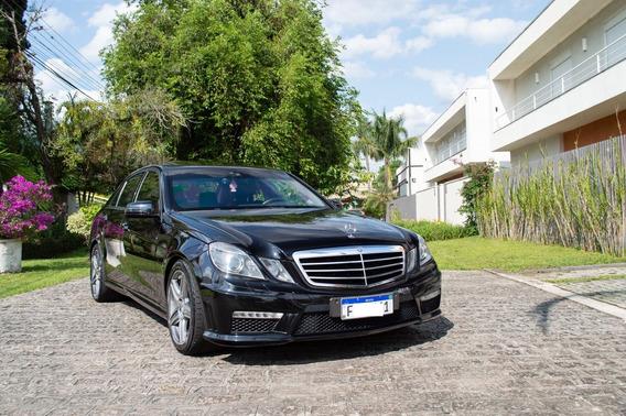 Mercedes Benz - E 63 Amg
