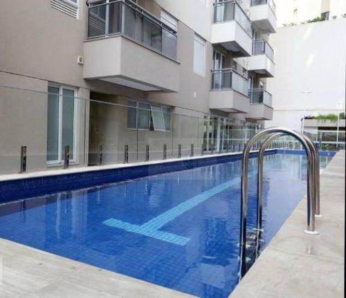 Apto 1 Dormitório À Venda, 53 M² Por R$ 530.000 - Alphaville Industrial - Barueri/sp - Ap1370
