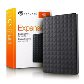 Hd Externo Seagate 1tb Expansion Usb 3.0/2.0 Pc Ps4 Xbox Nfe