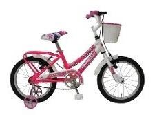Bicicleta Infantil Niñas Rod 14 (lady14) Canasto Accesorios!