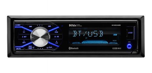 Estéreo para auto Boss Audio Systems 632UAB con USB, bluetooth y lector de tarjeta SD