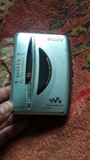 Walkman Radio Cassette Sony Coleccion