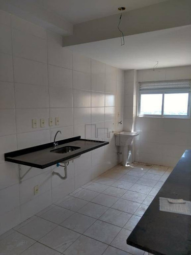 Apartamento Com 2 Dormitórios À Venda, 57 M² Por R$ 200.000,00 - Alpha Club Residencial - Votorantim/sp - Ap1413
