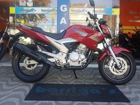 Yamaha Fazer 250cc 2011 Vermelha Impecável