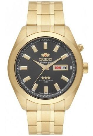 Relógio Orient Automatic 469gp075 G1kx - Ótica Prigol