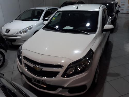 Chevrolet Agile 2014, Lt 1.4, Concesionario Oficial