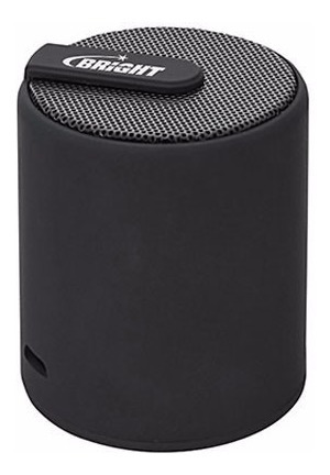 Caixa De Som Bluetooth Bright Preta 3w Mini Usb