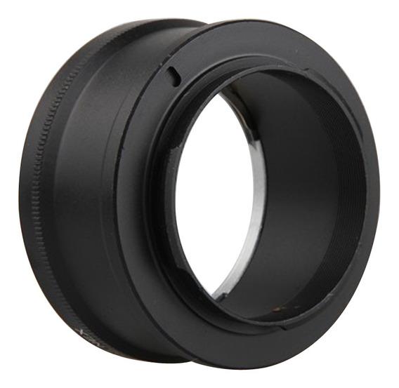 Anel Adaptador De Câmera Metal Para Nikon Ai Lente Para E