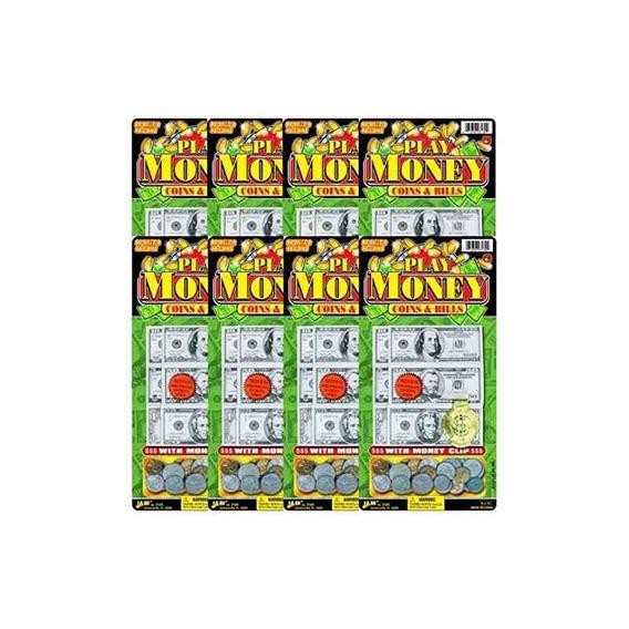 Ja-ru Play Monedas En Efectivo
