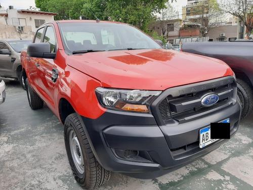 Ford Nueva Ranger Dc 4x2 Xl 2.2l D 2017