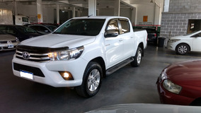 Oportunidad!!!! Toyota Hilux Srv 2.8 2016 Pocos Kms!!!
