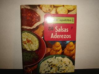 (of18) 250 Salsas Y Aderezos