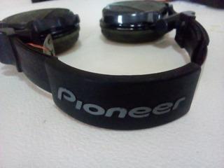 Audífonos Pioneer Hdj 1500 Para Repuesto De Bocinas!!