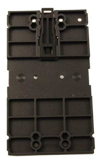 Adaptador P/ Montagem Trilho Din De 35 - Siemens Kit 5 Peç