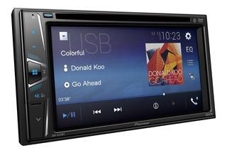Autoestereo Pantalla 2din Bth Android Usb Pioneer Avh-g215bt