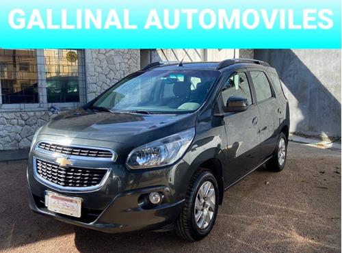 Chevrolet Spin Ltz - 7 Pax - Nueva! Permuto - Financio