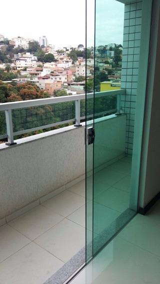 Apartamento 3 Quartos À Venda, 3 Quartos, 2 Vagas, Ouro Preto - Belo Horizonte/mg - 3771