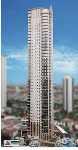 Imagem 1 de 20 de Apartamento Com 4 Dormitórios À Venda, 297 M² Por R$ 3.800.000,00 - Jardim Anália Franco - São Paulo/sp - Ap6315