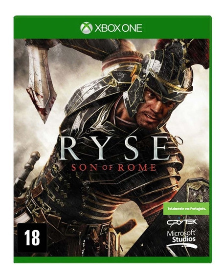 Ryse: Son Of Rome E Kinect Sports Rivals P/ Xbox One