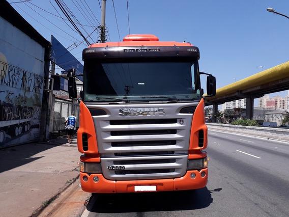 Scania G 380 6x2 2009/2010