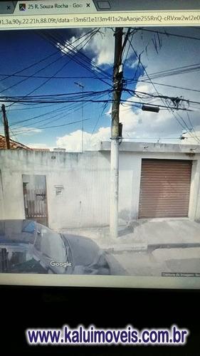 Terreno Com Casa Antiga -  - 61092