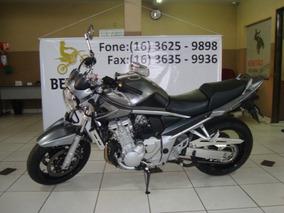 Suzuki Bandit N1250 Cinza 2011