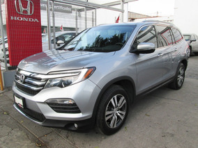 Honda Pilot 3.5 Touring At 2016 Plata