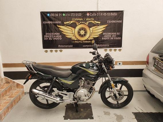 Yamaha Libero 125 Mod 2020 Al Dia Traspaso Incluido