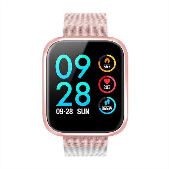 Relógio P80 Rosé