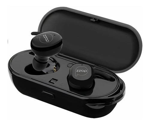 Imagem 1 de 4 de Fone De Ouvido Dazz Earbud Prodigy Bluetooth V5,0, Preto