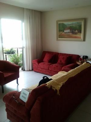 Apartamento 2 Dorms Para Locação Anual No Centro Em Mogi Das - L384