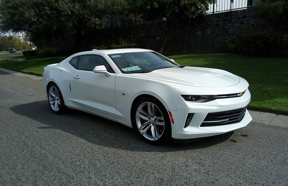 Chevrolet Camaro 3.6 Rs V6 At 2018