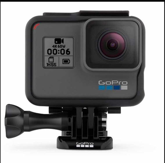 Camera Gopro Hero 6 Black - E-commerce Packaging Semi Nova
