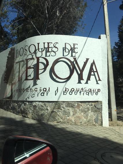 Terreno En Venta Puebla, Cholula Bosques Tepoya.