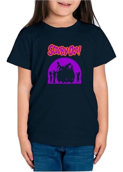 Playera Scooby Doo Zombies Niña 1 Pieza