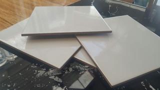 Ceramica 20x20 1ra. Blanco Brillante - Precio Por M2