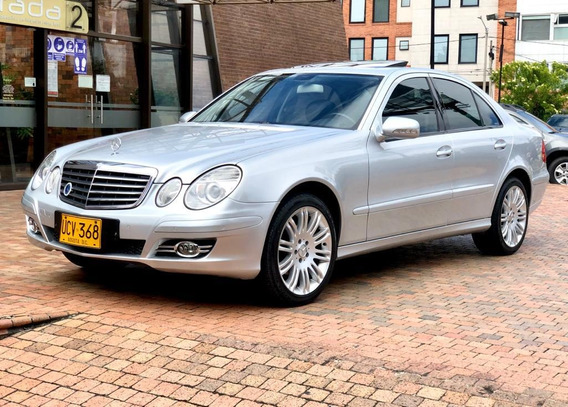 Mercedes Benz E200 Kompressor 2007